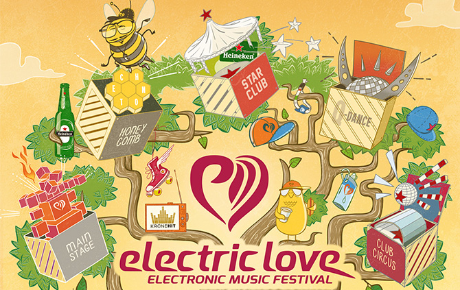 Electric Love Festival Interview