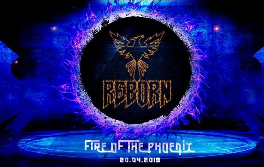 Reborn Festival - Fire of the Phoenix