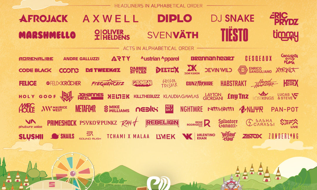 Electric Love Festival 2019 - Line Up 3